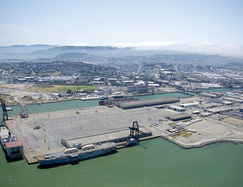 Port of San Francisco. Photo: the pasha group