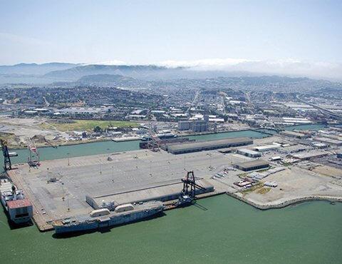 Port of San Francisco. Photo: the pasha group