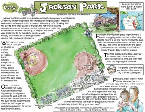 A View of Jackson Park