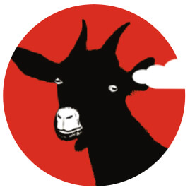 Goat Hill Pizza logo