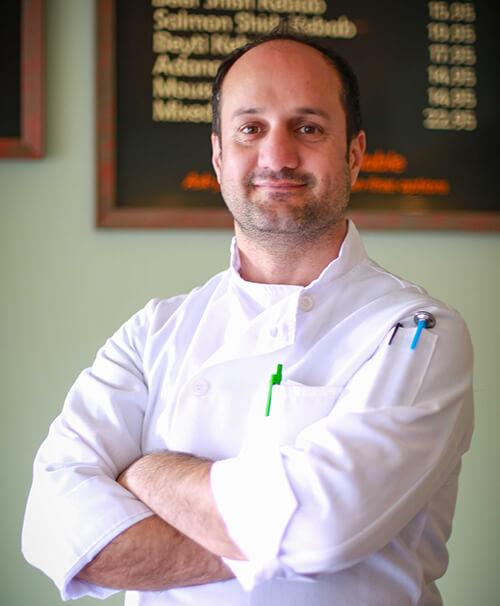 Photo of Emin Tekin.